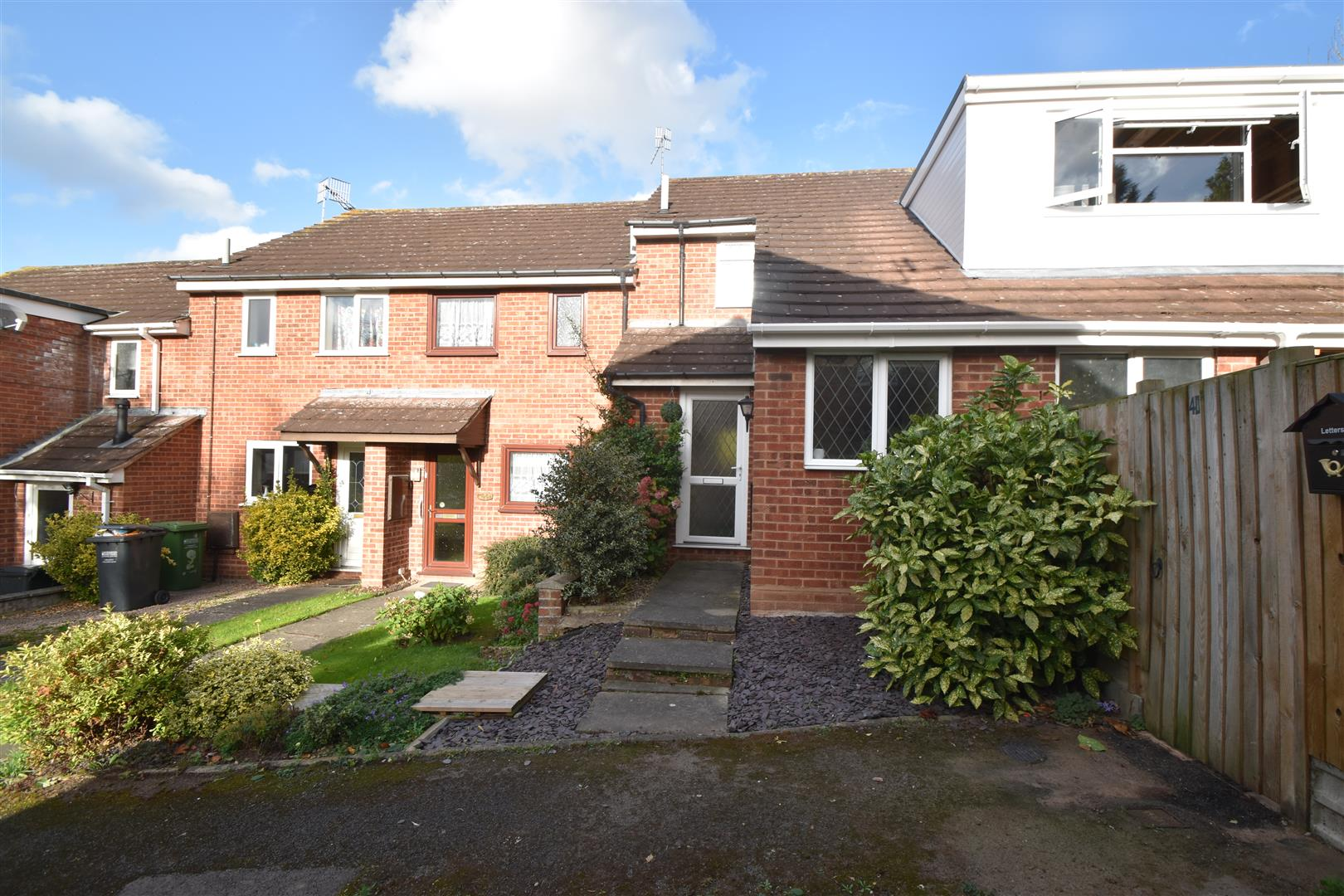 1 Bedroom Terraced House for sale in Westbury Avenue, Droitwich